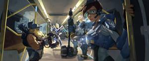 Overwatch Uprising - shot 4