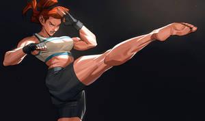 Kick by Nesskain