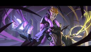 Overwatch Moira Origin Story part 5/5