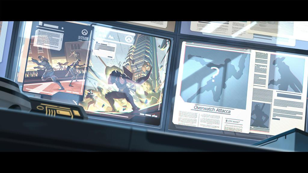 Overwatch Retribution - shot 02 by Nesskain