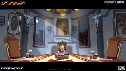 Ashe Origin Story - 01 by Nesskain