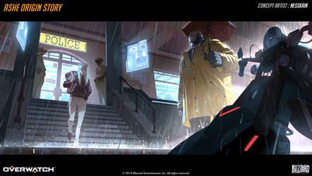 Ashe Origin Story - 06 by Nesskain