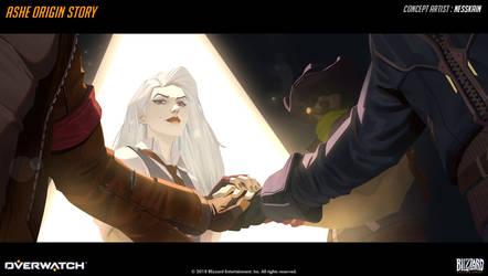Ashe Origin Story - 08 by Nesskain