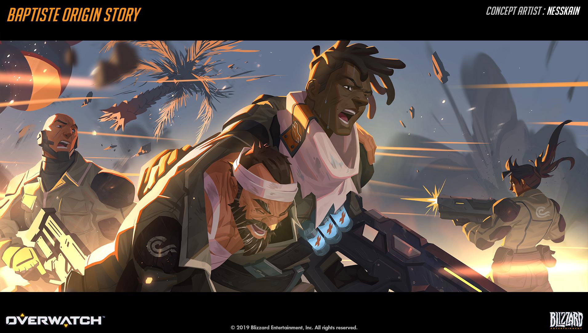 Baptiste Origin Story - 02