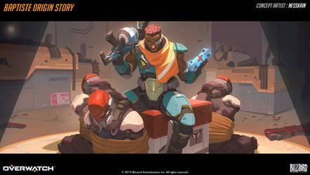 Baptiste Origin Story - 05 by Nesskain