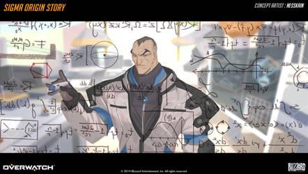 Sigma Origin Story - 1