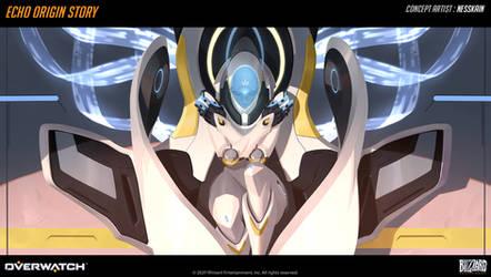 Echo Origin Story 2