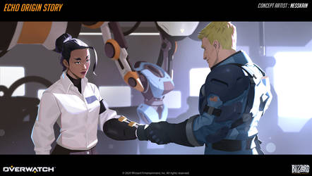 Echo Origin Story 5