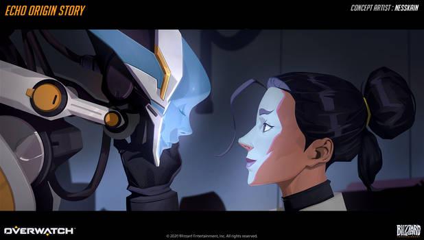 Echo Origin Story 6