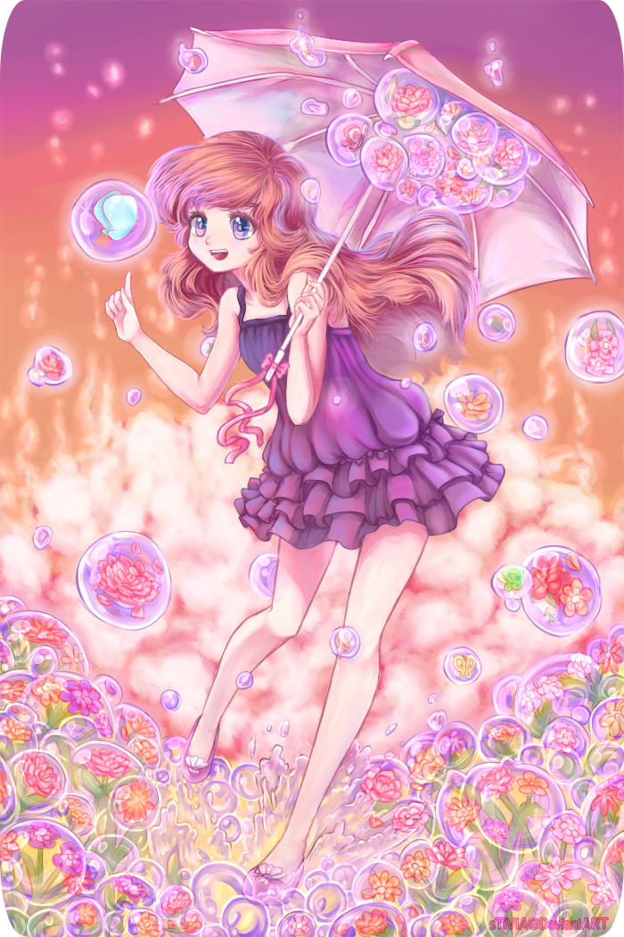Bubbles Field by sTiViA