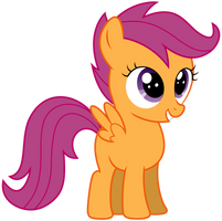 Scootaloo by KiOWA213
