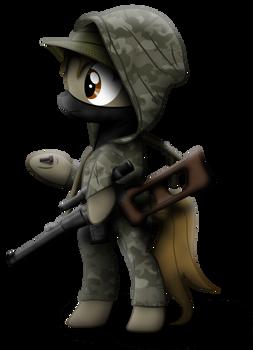 S.T.A.L.K.E.R. Pony
