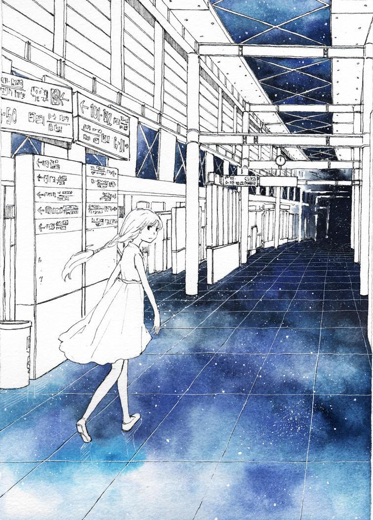 Universe Record [6] by miimork