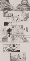 [Comic] Envy by miimork