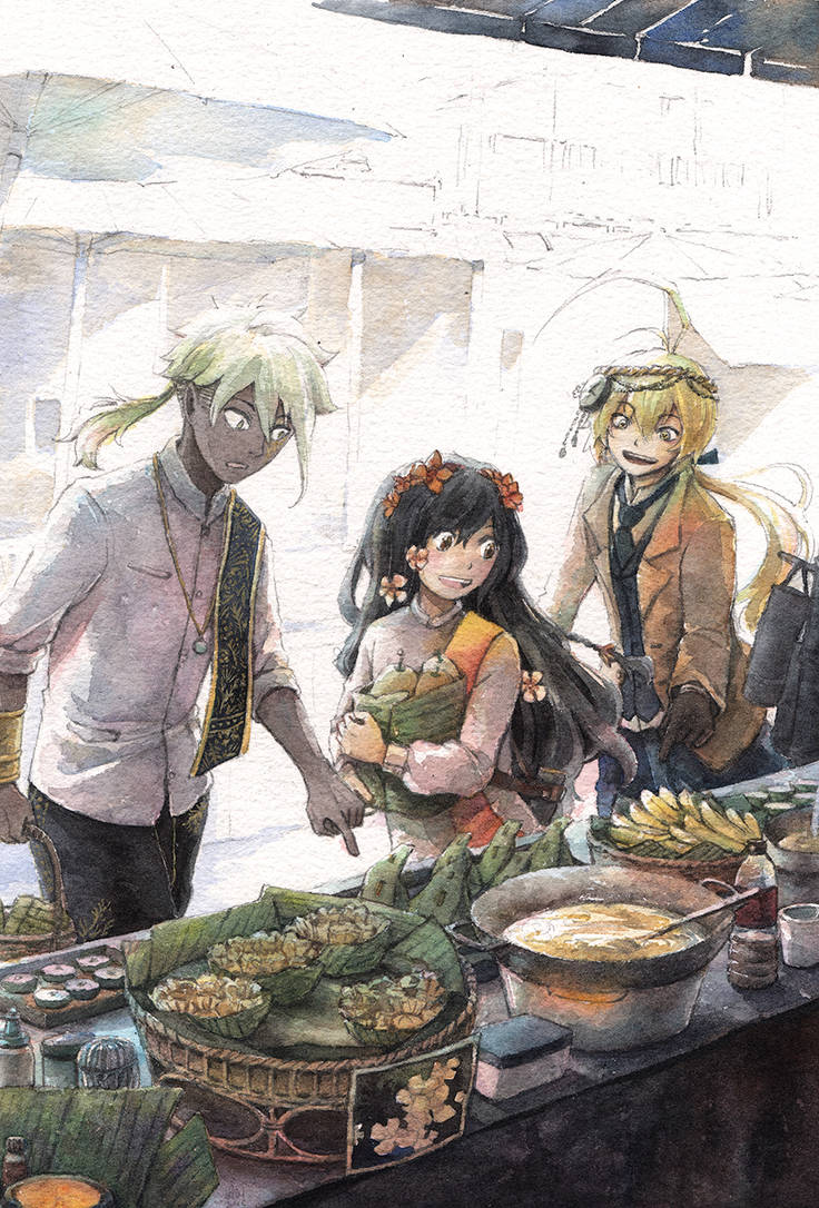 Market by miimork