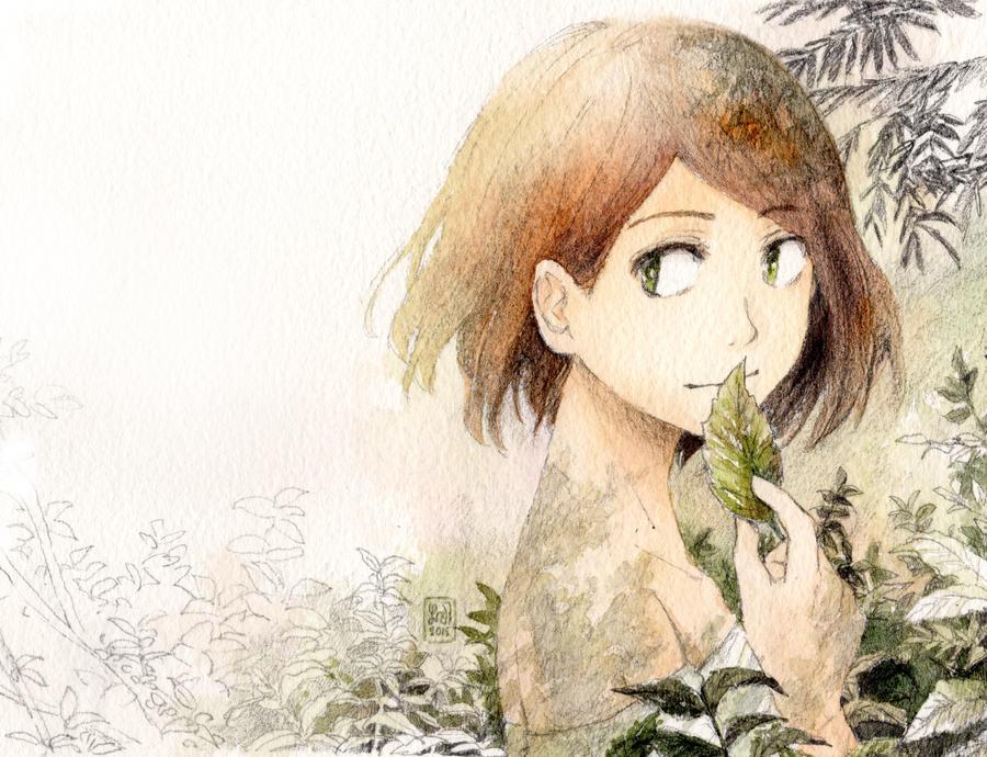 Leaf Ticket by miimork