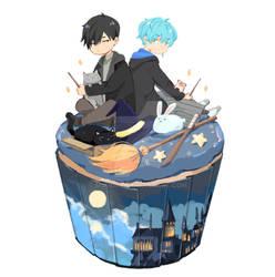 YCH cupcake No.2