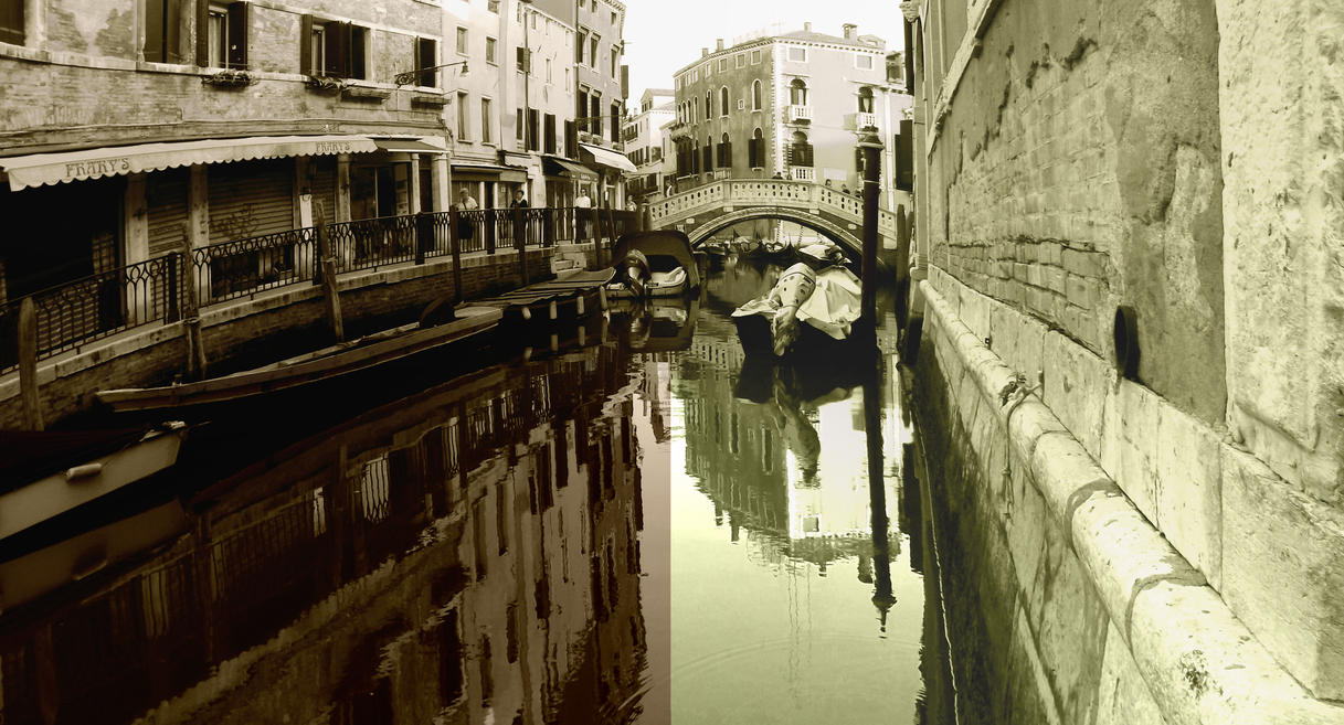 La Venezia by Mayiaaa