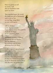 Guarding Liberty ( with poem )