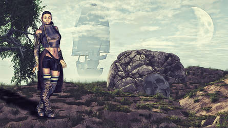 Black Warrior Web by blindblues46