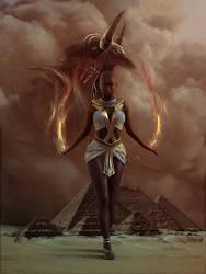 dea egizia