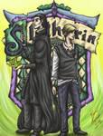 Slytherin Wizards