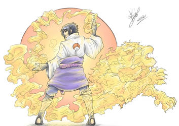 Naruto Zodiac - Leo by sarumanka