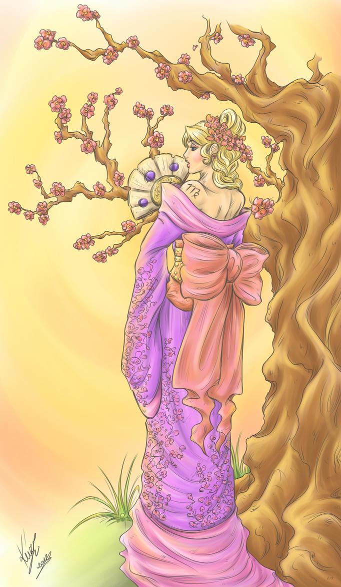 Naruto Zodiac - Virgo by sarumanka