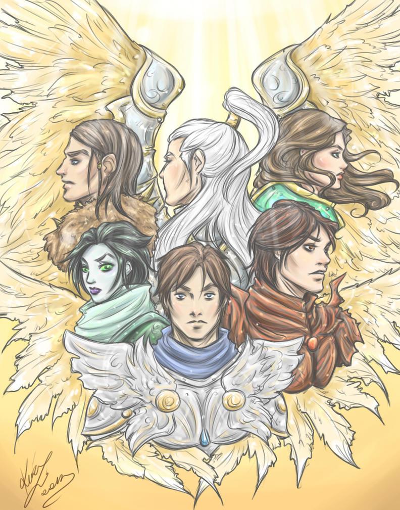 Might and Magic - Heroes VI by sarumanka