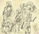 NaLu - Sketches
