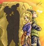ShikaTema - I'll Draw Our Shadow