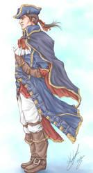 Templar by sarumanka