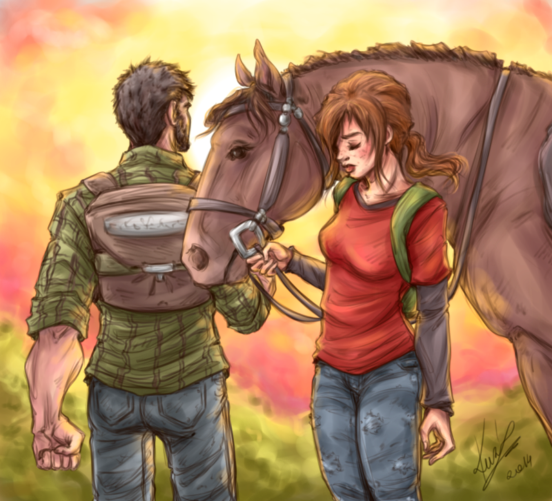 The Last Of Us by sarumanka
