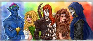 Heroes of Might and Magic (Re-Draw)