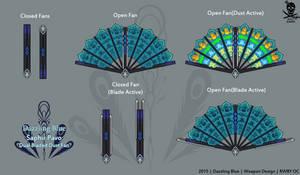 Dazzling Blue - Saphir Pavo