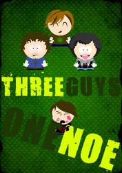 Three guys, one Noe
