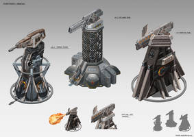 PICS: TD Flame Tower Concepts