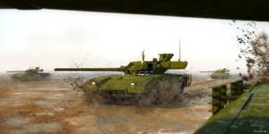 T-14 Armata Tanks
