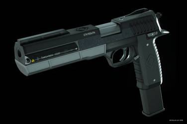 Gambit Firearms Autopistol v1 by Magnum117