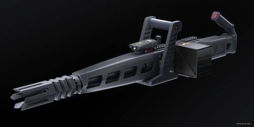 Experimental Smartgun 1 by Magnum117