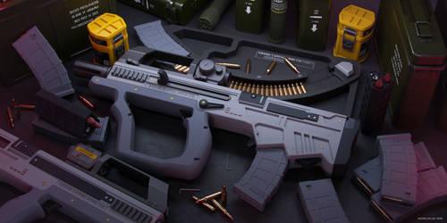 'Short Bow' Carbine Rearming