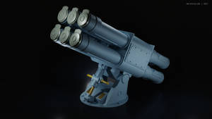 Anti-Cruise Missile Countermeasure Launcher