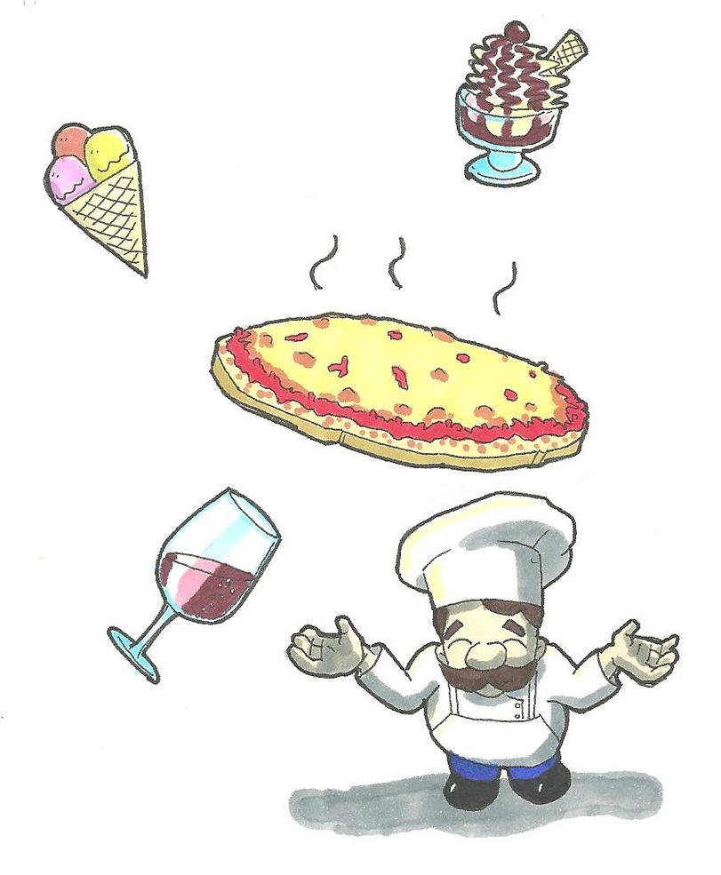 Gastro Motive 1 by Schmeh1911