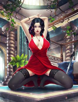 Kerrilandra (Red dress ver)