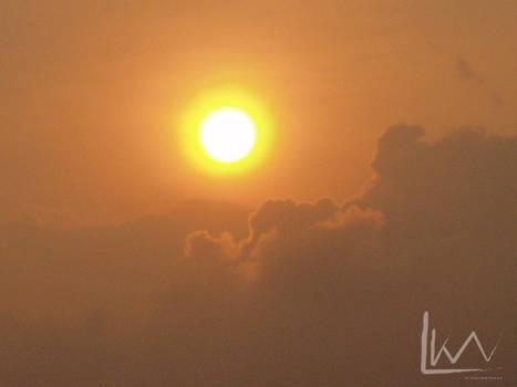 The Sun....set