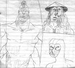 Mortal Kombat age 8