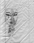 Shia Death Mask age 12