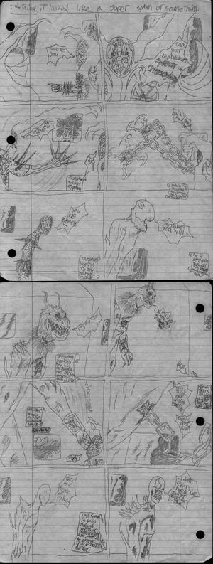 Comic age 10