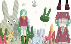 MOTME : Dream inside a dream Miku by SuminoChan