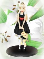 MMD - Mayu by SuminoChan